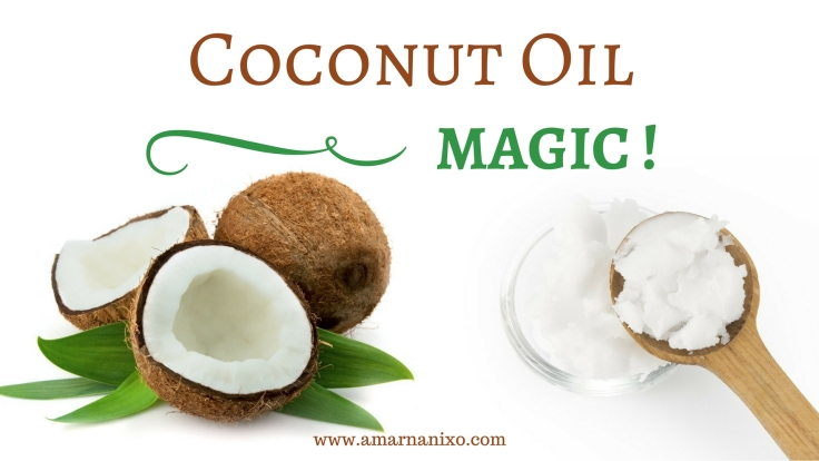 Coconut Oil Magic!