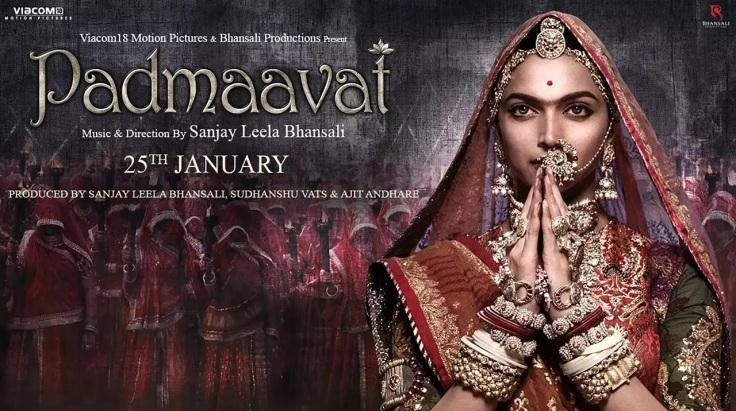 Padmaavat-poster